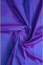 Blue & Rani Pink Beautiful Pure silk Fabric ideal for Designer Saree