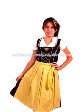 Trachten dirnlds Oktoberfest costume Heidi beer Wench fancy dress (Traditional Garments)