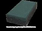 Rubber Block -Bricks 220x110mm Top Pigmented