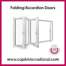 uPVC Folding/Accordion Doors
