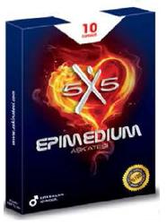 Epimedium (Aphrodisiac) Extract Paste and Capsule (10 Capsules )