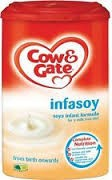 Cow and Gate Baby Milk Infasoy 900g Baby Formula