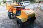 Gerobak Mesin Badang Carts Machines transportation of oil palm