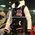 Custom polar fleece jacket Fleece Varsity Jacket polar fleece jacket