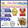 Short Pasta, Fine Hairs Pasta Whole Wheat, Dry and Fresh, 100% Durum Wheat Semolina Flour Mill Short pasta ,500 g Bag