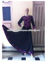 dubai caftán largo abaya