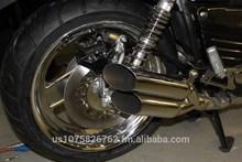 UFO StreetPro QUADZILLA Full Exhaust System 1985-2007 Vmax Motorcycle
