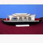 Kerala Religion Wooden Boat