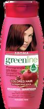 AROMA GREEN LINE SHAMPOO AROMA GREEN LINE COLORED HAIR
