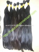 vietnam double drawn straight all length blonde virgin human hair bulk