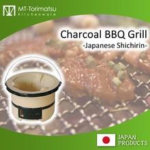 Japanese Yakiniku Restaurant Many Use Ceramic Charcoal BBQ Grills