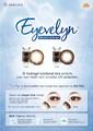 De silicona de hidrogel lente Eyevelyn_GEO