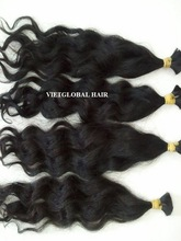 wholesale double drawn hair extensions virgin cambodian wavy/ curly hair