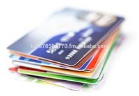 Premium PVC Plastic Card, Native English/ German/ French/ Thai/ Turkish Contact