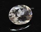 precious gemstones oval peach Morganite