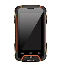 IP68 dustproof waterproof Android4.4 WCDMA 3G Smart Phone Shockproof GPS 4inch sreen outdoor mobile phone