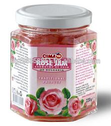 Traditional Rose Jam 220 gr