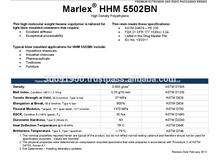 Marlex HHM5502BN