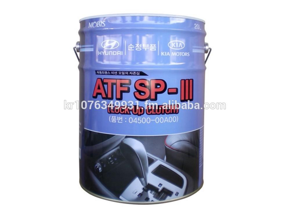 Hyundai Atf Sp-iii Hyundai Atf Sp-iii 20liters