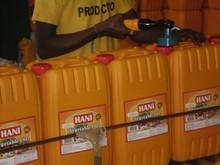 RBD PALM OIL 20 LITERS CP 10