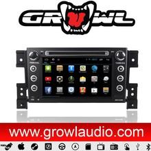 GROWL Android Car DVD GPS Navigation Head Unit for Suzuki Grand Vitara 2005-2011