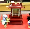 Laca e Kyoto religiosa altares com tradicional made in Japan