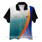 Microfiber Sublimation Printing T-Shirt (POLO) / Custom Made/ Penang/ Malaysia