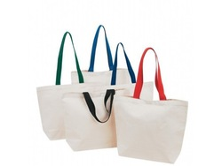 recycle ecofriendly personalized customized cotton tote bag