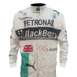 Petronas Level 2 Karting Wear Kart Suit (Customized) Racing Suit, CIK/FIA Professional Karting Ride
