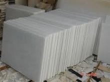sunny white marble