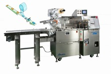 We are looking for end users looking for horizontal flow wrapping machines for thailand motorcycle parts