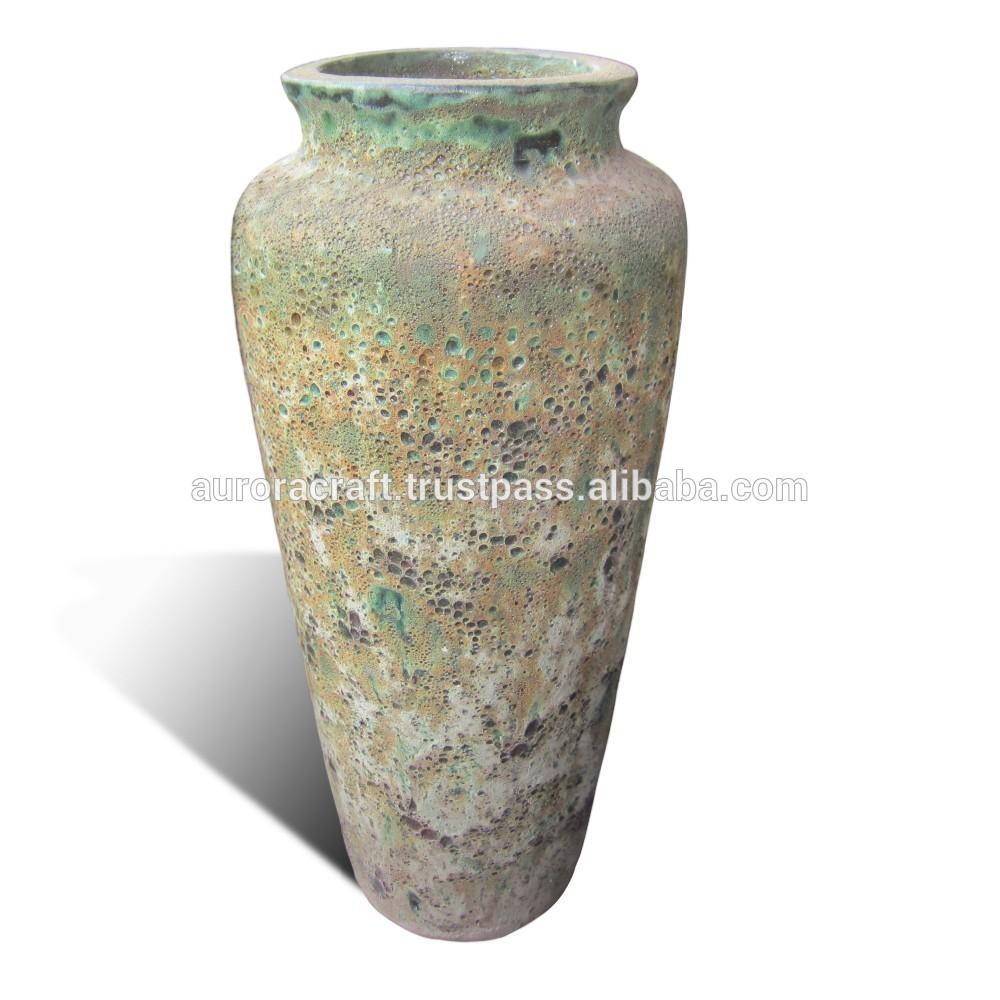 Ceramic Atlantic Planter Pottery.antique Ceramic Flower ...