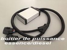boitier additionnel chip case power box tuning diesel benzine petrol car nitro data eco eco box power box ecopower