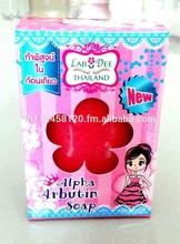 Alpha Arbutin Soap by Lab Dee