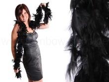Feather Boa black
