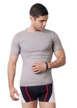 men Egyptian Cotton/Lycra undershirt
