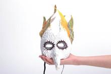 Decorative carnival mask
