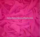 coloured chiffon fabrics