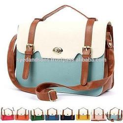 Ladies Leather Hand Bag 1003