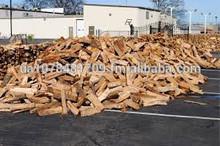Higher calorific value biomass briquette palletized firewood