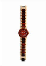 fashion&eco-friendly&pure natural unisex GOOD-GOODS wooden watch