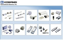 High quality KOGANEI pneumatic connectors made in Japan for various industries