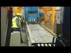Fabcon Hollow Core Floor Machine