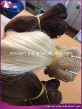 Nice Hair form Sarahair Color 613 Vietnamese Remy Human Hair Extension