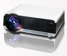 VVME V61 (LED-86) LED HDMI Projector 1080p HD Ready (Native WXGA 1280 x 768) For Home Cinema, Movie, Video Games