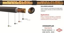 NYY FLEX, YVV FLEX CABLE