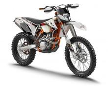 2014 KTM 450EXC Six Days