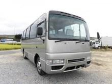 New RHD Nissan Civilian Bus ABG-DJW41 2013