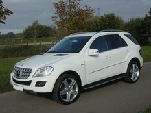 Mercedes Benz ML350 3.0 Cdi BlueEfficiency Sport 2012