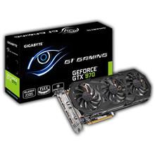 Gigabyte GeForce GTX 970 G1 Gaming 4GB GDDR5 PCiE Video Graphics Card GV-N970G1 GAMING-4GD